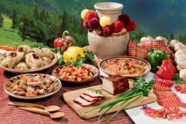 Румунська кухня